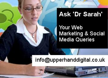 Ask 'Dr Sarah'