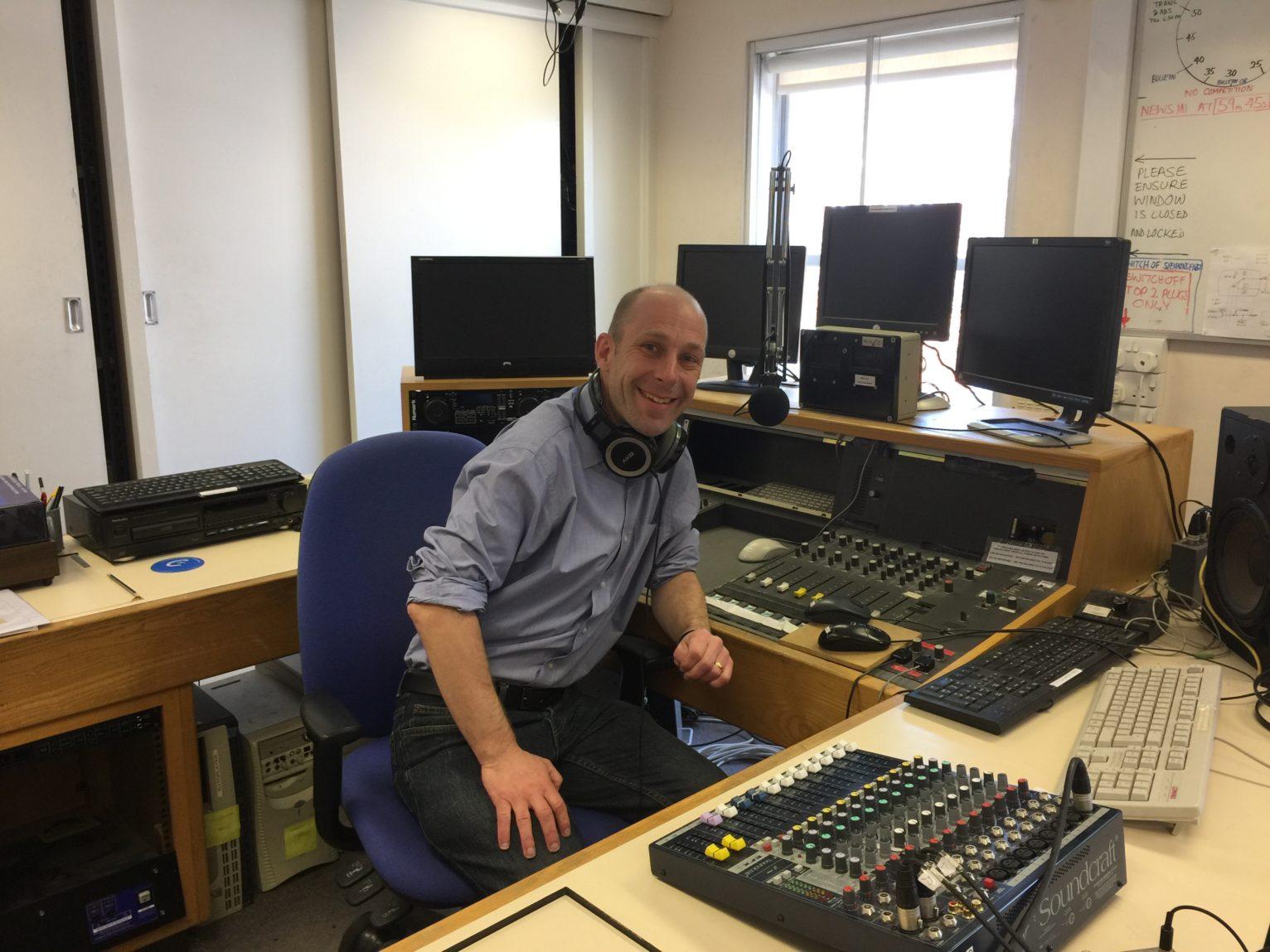Surrey's Tim Mitchell talks about SEO copywriting/digital marketing