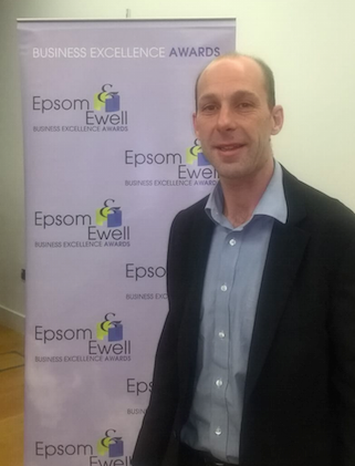 Finalist Epsom & Ewell Business Awards 2017