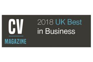 CV Magazine 'UK Best In Business Award 2018' - Upper Hand Digital: Best in Business for Our Digital Content Creation & Copywriting
