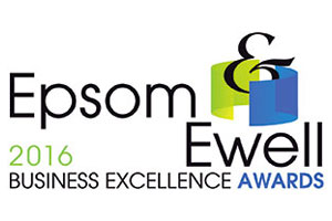 Epsom Business Excellence Awards Winner 2016