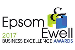 Epsom Business Excellence Awards Winner 2017