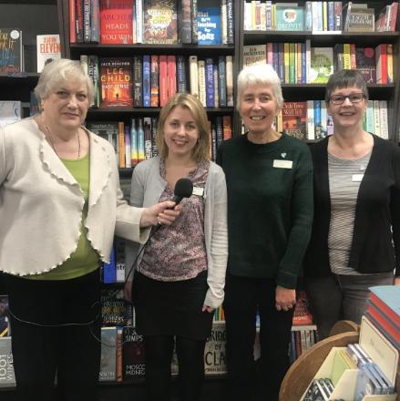 Pat Jones Haslemere Bookshop