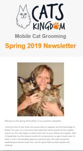 Catskingdom Newsletter Spring 2019